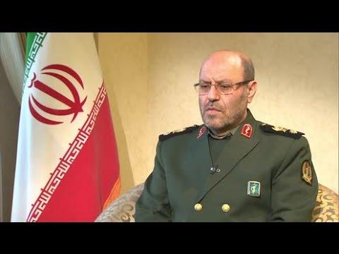 Israeli strike aims to ensure terrorists survival: Iran defense minister