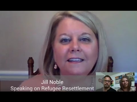 Exclusive Jill Noble MIND BLOWING Interview - Refugee Takeover, Redistribution of Wealth. & More