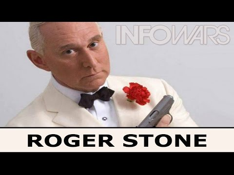 5/14/17 Roger Stone Updates! (pt-3) Alex Jones Infowars