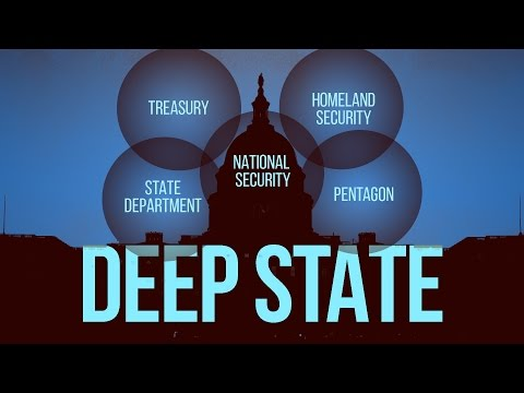 The Path to Total Dictatorship: America's Shadow Government & Its Silent Coup