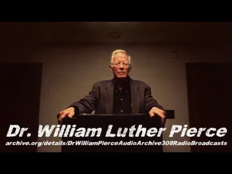 Thoughts On The Holocaust™  by Dr. William Luther Pierce