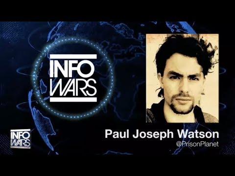 6/6/17 Paul Joseph Watson (pt-6) Alex Jones Infowars