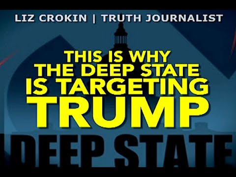 THIS is WHY the Deep State is Targeting Trump -- Liz Crokin