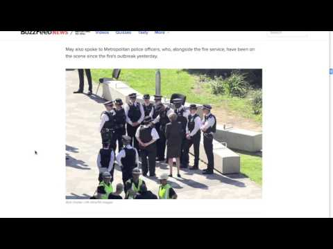 Grenfell Fire - Many Strange Things - What else is new?
