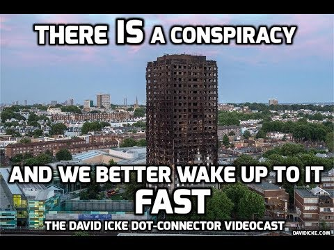 David Icke Videocast - There IS A Conspiracy And We Better Wake Up To It - FAST