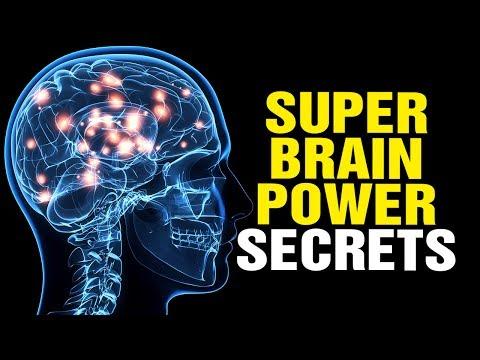 SUPER COGNITION: Health Ranger reveals brain power SECRETS