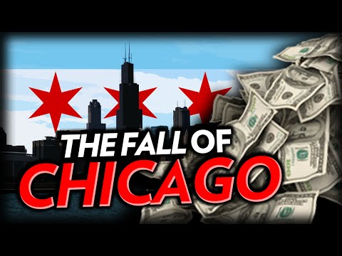 The Fall of Chicago. There Will Be No Economic Recovery.