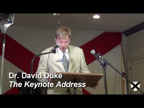 Dr. David Duke - The Keynote Address