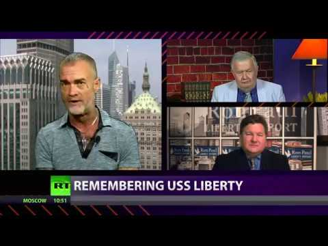 Ken O'Keefe - CrossTalk USS Liberty Attack Episode - 14/7/2017