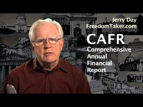 Introduction to the CAFR - Why You Can't Get Ahead