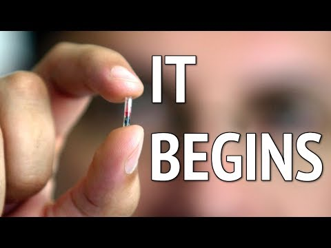 Employees Getting Microchipped in the US - #NewWorldNextWeek