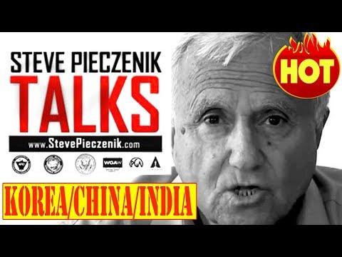 STEVE PIECZENIC (HOT!): ALEX JONES INFOWARS 8/9/17 (pt-5)
