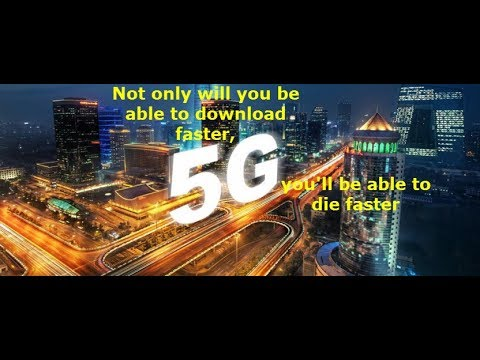 Wireless Tech Specialist: 5G Will Irradiate Populations; Violates Human Rights & Nuremburg Treaty