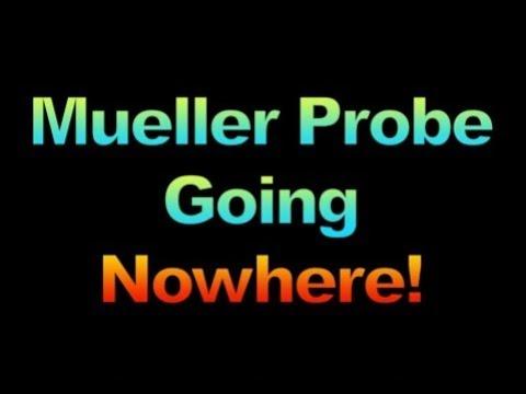 Mueller Probe Going Nowhere, 1744