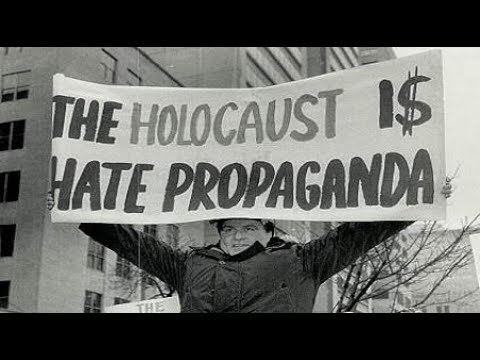 Ernst Zündel, the collapse of the Jewish Holocaust lie