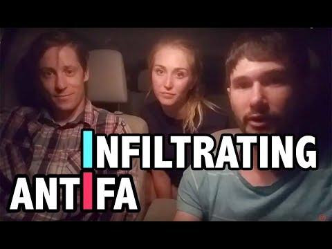 Infiltrating ANTIFA - Live Update