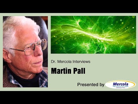 Dr. Mercola Interviews Martin Pall on EMFs