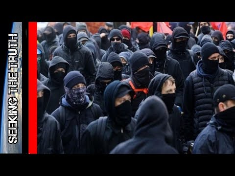 Antifa Plan Civil War To 'Overthrow Trump' On Nov  4th