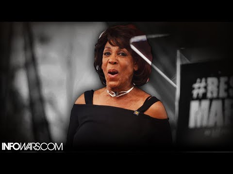 Maxine Waters Spills The Beans: Admits Mueller Works For Democrats, Will Take Down Trump / Pence