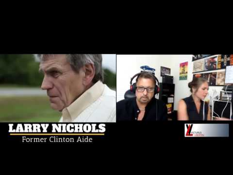 Larry Nichols Urges Us Come Together Against Deep State