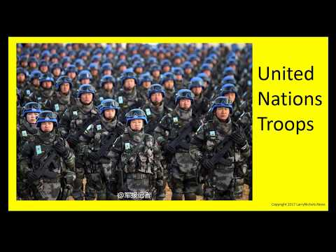 LarryNichols.News --Patriot Defense of Liberty, UN Troops in U.S., President Trump