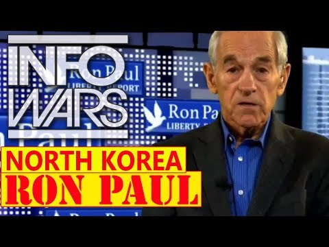 RON PAUL, STEVE BANNON: ALEX JONES 9/26/17 (pt-2) INFOWARS
