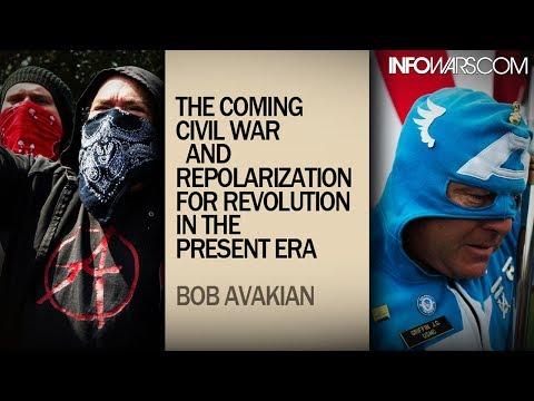 BREAKING: Left Openly Planning Civil War