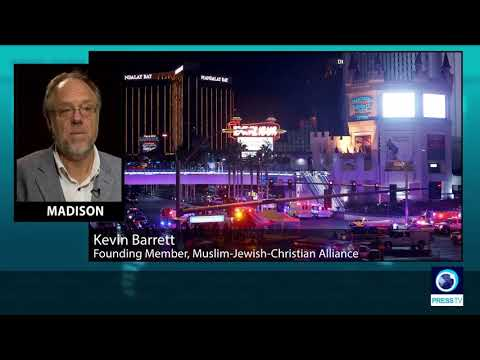 Kevin Barrett on the Las Vegas False Flag, Muslims, & Zionist Media