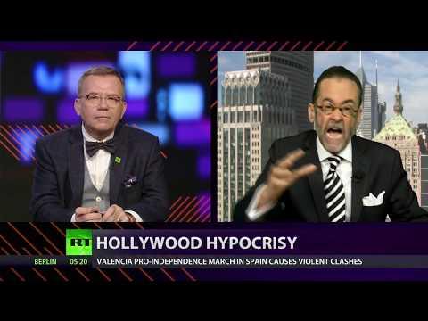 Lionel on CrossTalk Brutally Destroys Sexual Predator #HarveyWeinstein and Hypocritical Hollyweird
