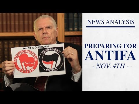 What to do about ANTIFA on Nov 4th