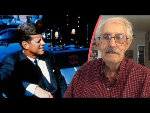 Ex-CIA Blows the Whistle on JFK: 'We Killed Kennedy