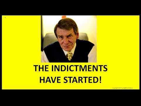 THE INDICTMENTS HAVE STARTED!