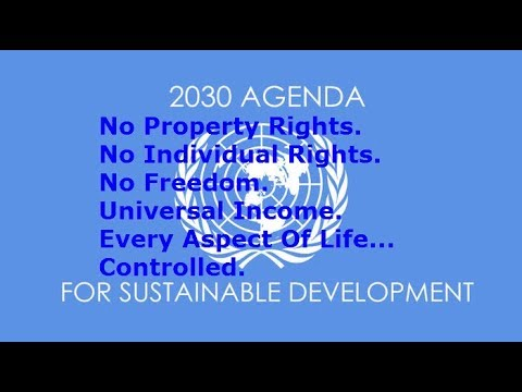 What Is Agenda 21/2030 Sustainable Development? Please Circulate