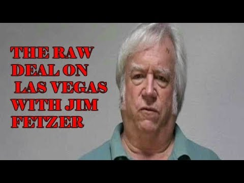 The Raw Deal on Las Vegas with Jim Fetzer