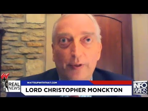 LORD MONCKTON: REAL NEWS 11/6/17 (pt-3) ALEX JONES INFOWARS