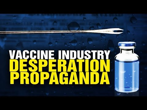 Vaccine industry reaches point of DESPERATION