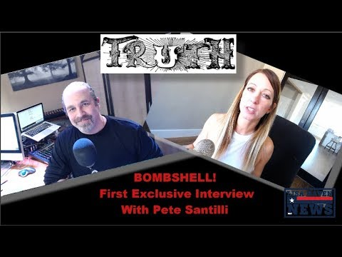 Imprisoned Journalist Pete Santilli Speaks! 1st Exclusive Interview! You Wont Believe What He SAYS