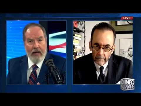 "#TexasChurchMassacre Lies | One Year Anniversary @POTUS — Lionel on ""Real News With David Knight"""