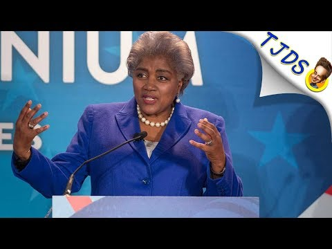 Donna Brazile Changes Her Story 100% - What Happened?