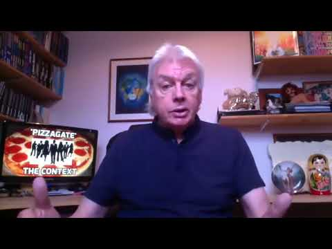 David Icke (December 01, 2017) - [NEW] Pizzagate, The Context. mp4