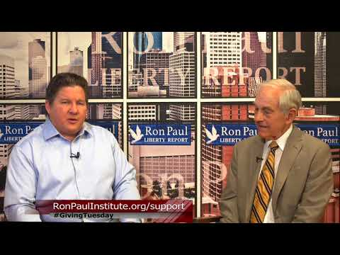 Be a Part of the Ron Paul Liberty Report