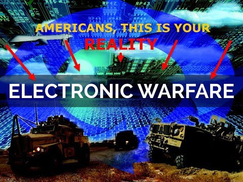 Navy Conducting Electronic Warfare in Washington State! Try All Over US, & these Are The Effects