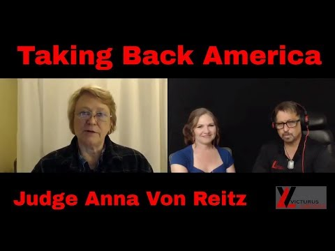 Exclusive- Judge Anna Von Reitz - A Country Enslaved - Taking Back America - Part 1 of 4