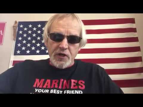 Retired Marine - What The Marines Discovered At CIA HQ Langley Will Blow Your Mind! - 11/29/2017