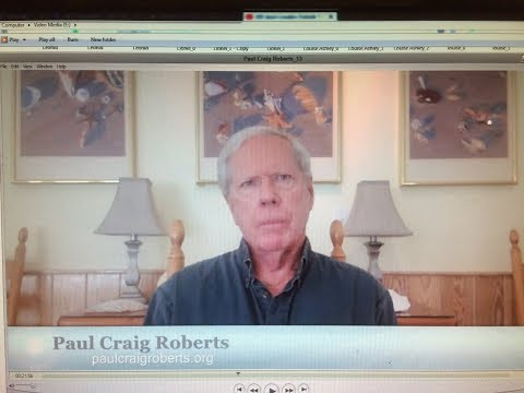 Paul Craig Roberts Interview
