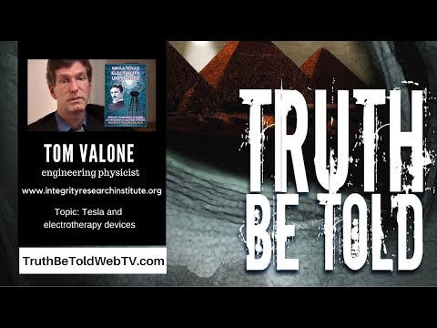 Tesla and  Electrotherapy Devices Guest: Scientist Thomas Valone