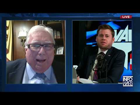 Jerome Corsi On Nunes Memo, QAnon Predictions And Panic Among Democrats