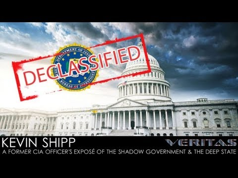 Kevin Shipp - A Former CIA Officer's Exposé of The Shadow Government & The Deep State