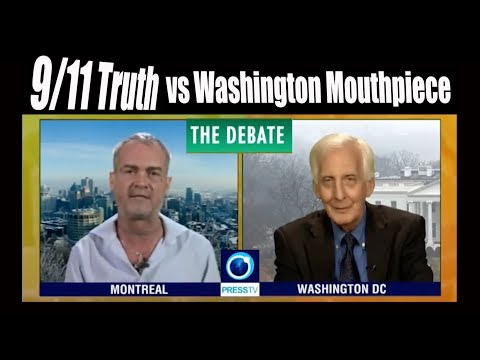 Ken O'Keefe Commentary - 9/11 Truth vs Washington Mouthpiece - 'The Debate'
