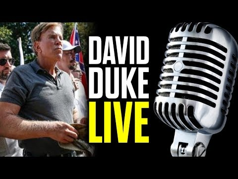Dr David Duke & Mark Collett Live Chat
